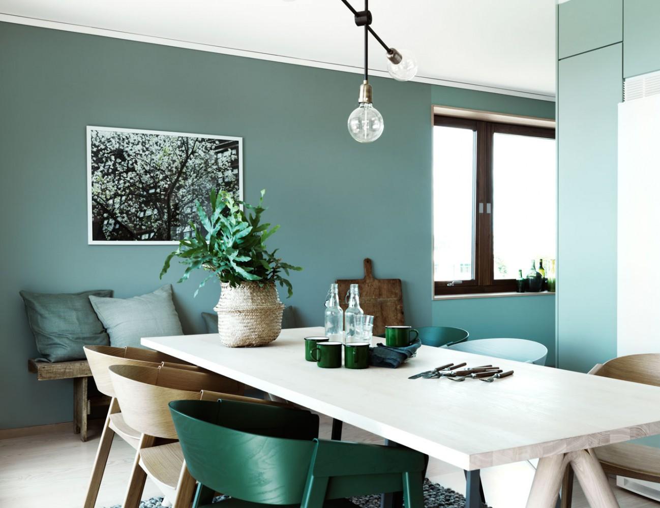 Binnenkijken wonen in het groen stijlvol styling for Colores para living
